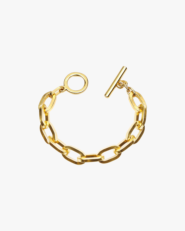 Ben-Amun Gold Link Chain Bracelet 0