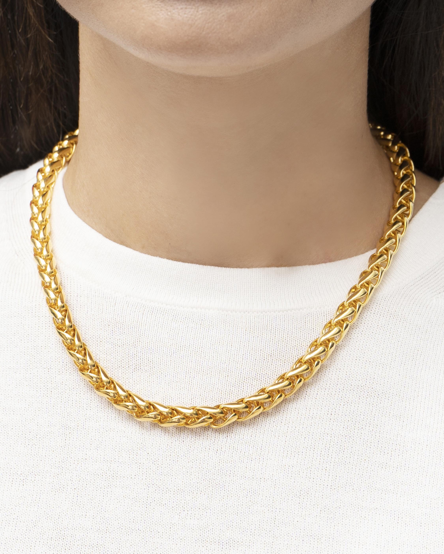 Ben-Amun Gold Chain Necklace 1