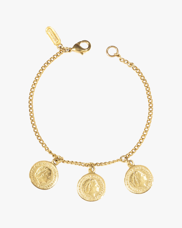 Ben-Amun Coin Station Bracelet 1