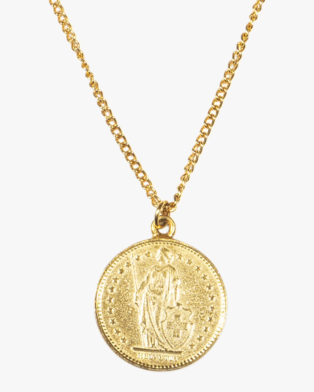 Ben-Amun Coin Pendant Necklace 3