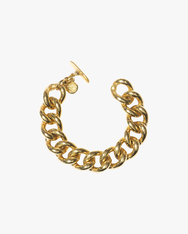 Ben-Amun Gold Chain Bracelet 0