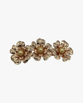 Dauphines of New York Bed of Roses Barrette 1