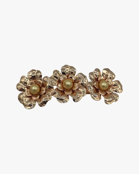 Dauphines of New York Bed of Roses Barrette 0