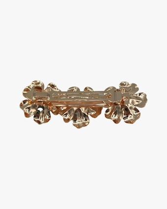 Dauphines of New York Bed of Roses Barrette 2