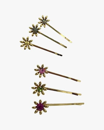 Dauphines of New York Garden Party Bobby Pin Set 1