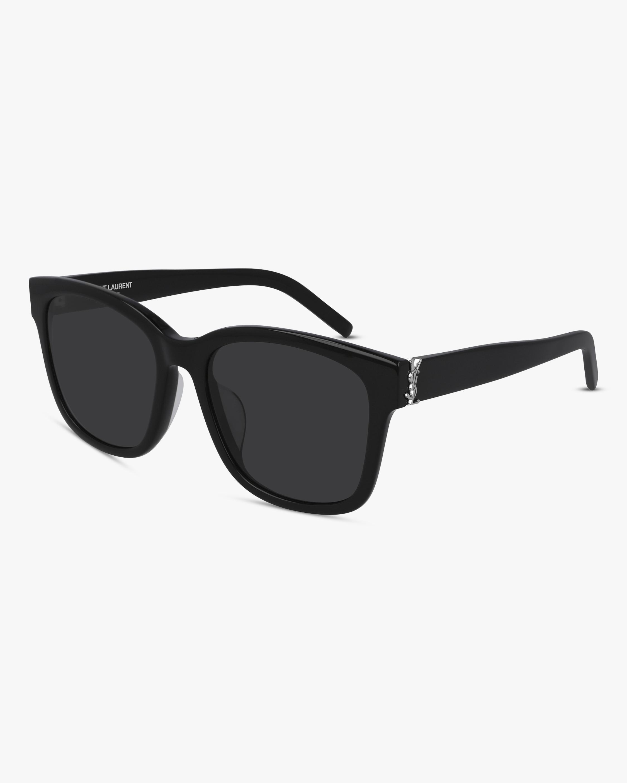 Saint Laurent Black Square Sunglasses 2