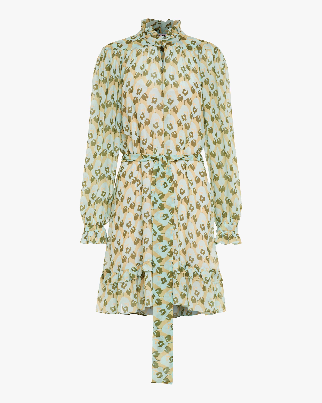 Dorothee Schumacher Flower Patch Mini Dress 0