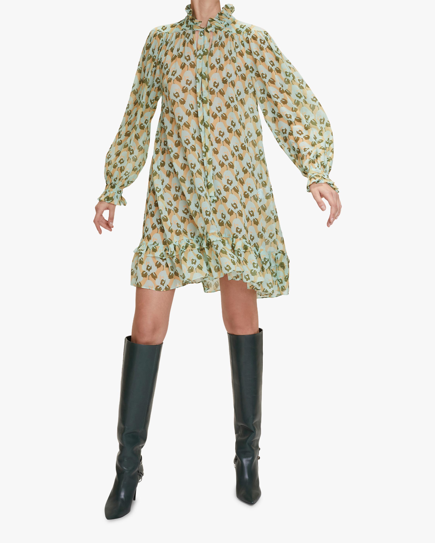 Dorothee Schumacher Flower Patch Mini Dress 1