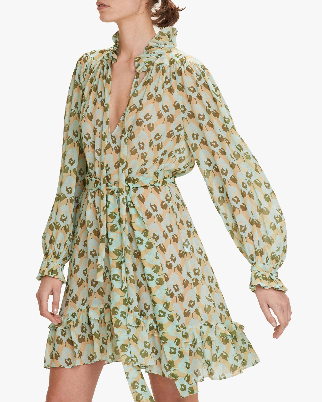 Dorothee Schumacher Flower Patch Mini Dress 3