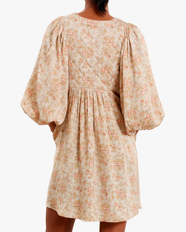 byTimo Vintage Floral Mini Dress 3