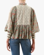 byTimo Wildflowers Blouse 1