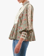 byTimo Wildflowers Blouse 3