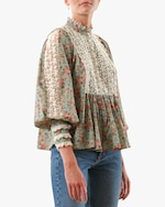 byTimo Wildflowers Blouse 4