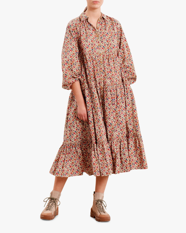 byTimo Poppy Midi Dress 0