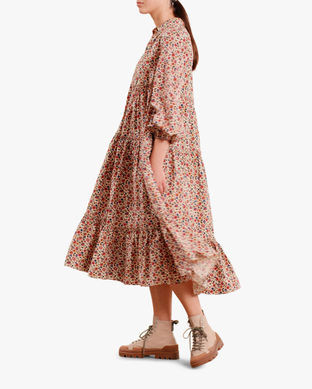 byTimo Poppy Midi Dress 3