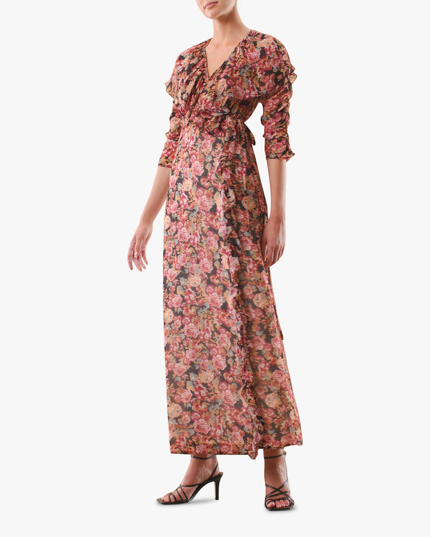 byTimo Night Bouquet Maxi Dress 0