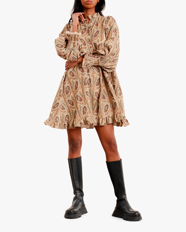 byTimo Paisley Mini Dress 0