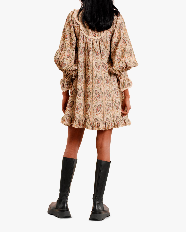 byTimo Paisley Mini Dress 1