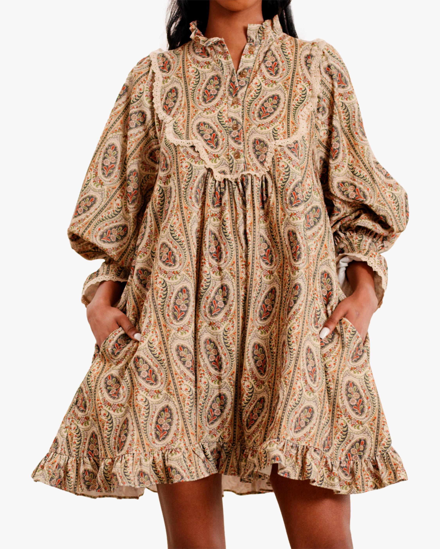 byTimo Paisley Mini Dress 3
