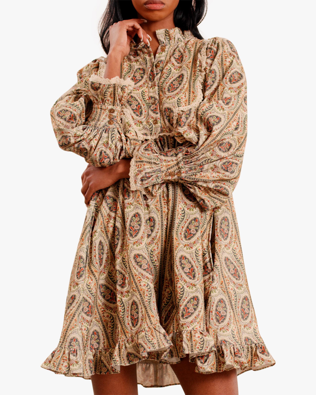 byTimo Paisley Mini Dress 4