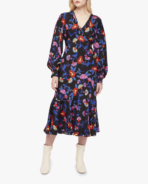 Diane von Furstenberg Luka Dress 1