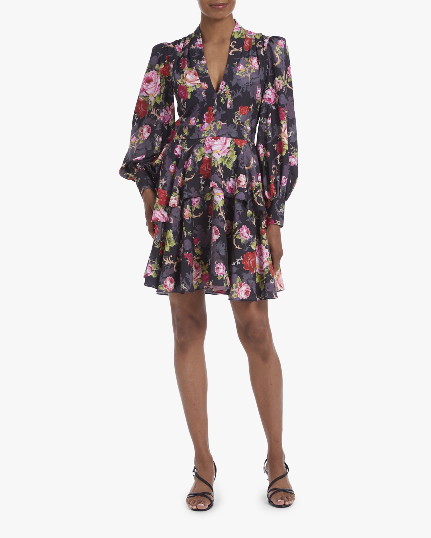 One33 Social Floral Cocktail Mini Dress 0