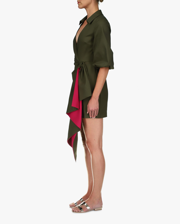 One33 Social Drape Wrap Mini Dress 2