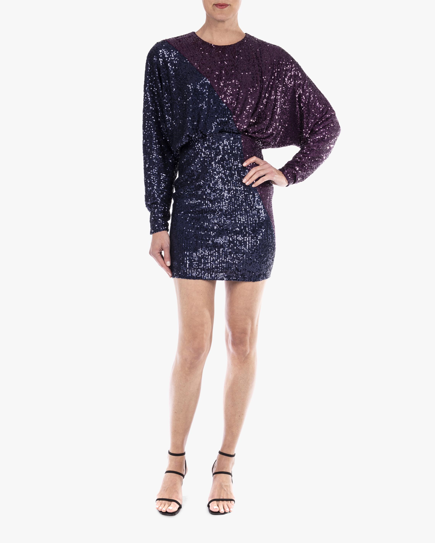 One33 Social Two-Tone Sequin Mini Dress 0
