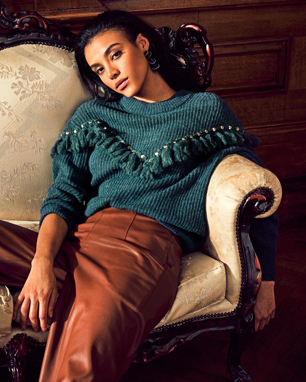 Dallas Knit Sweater