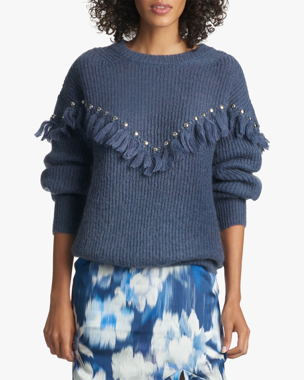 Sachin and Babi Dallas Knit Sweater 0