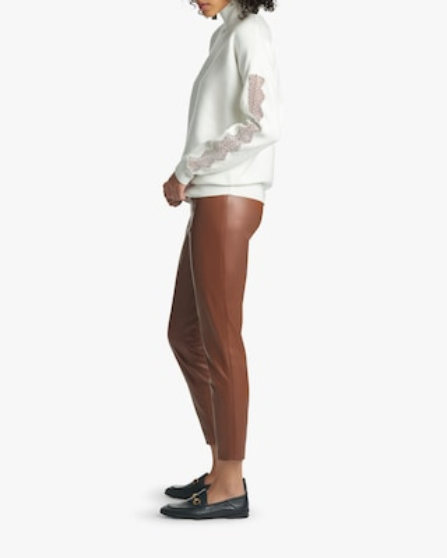 Sachin and Babi Meagan Vegan Leather Pants 2