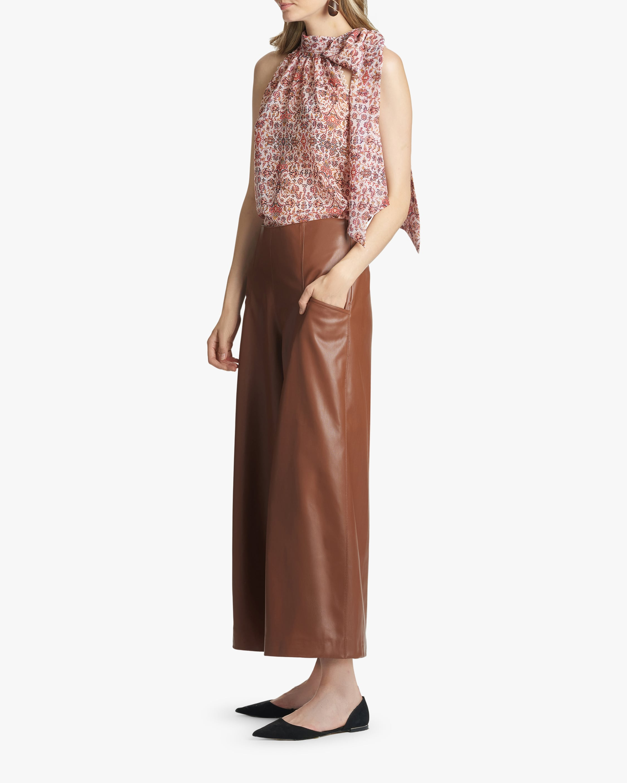 Sachin and Babi Stromi Vegan Leather Pants 1