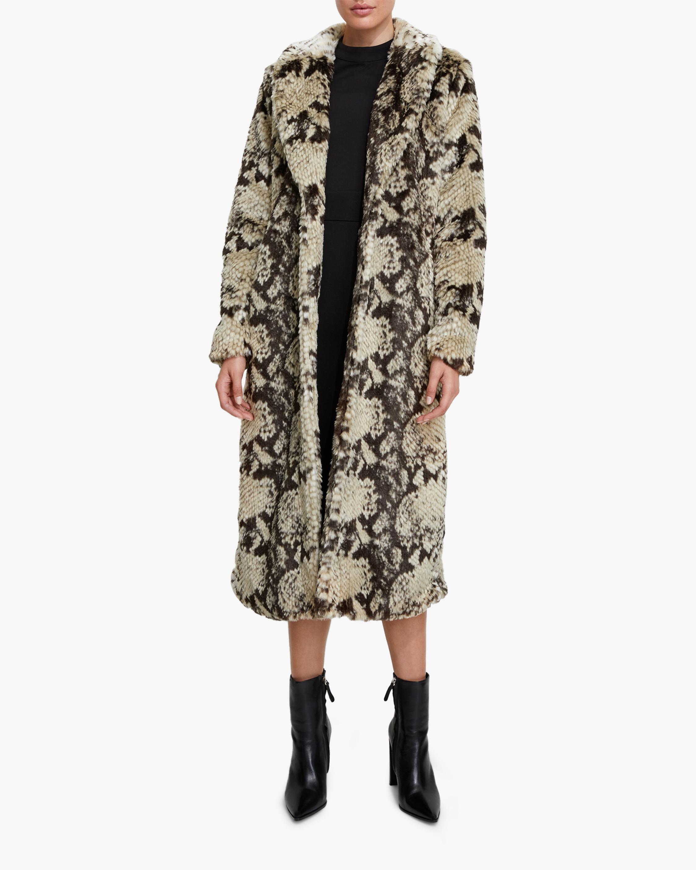 Unreal Fur Madam Grace Coat 2