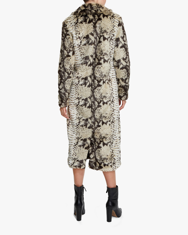 Unreal Fur Madam Grace Coat 4