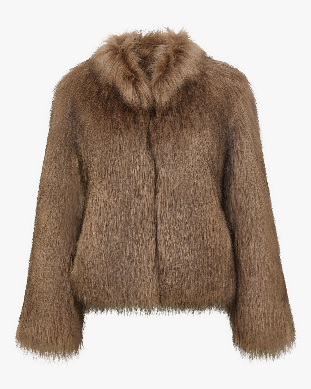 Unreal Fur Fur Delish Faux Fur Jacket 0
