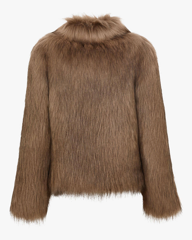 Unreal Fur Fur Delish Faux Fur Jacket 3
