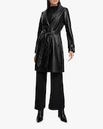 Unreal Fur Heroes Faux-Leather Coat 2