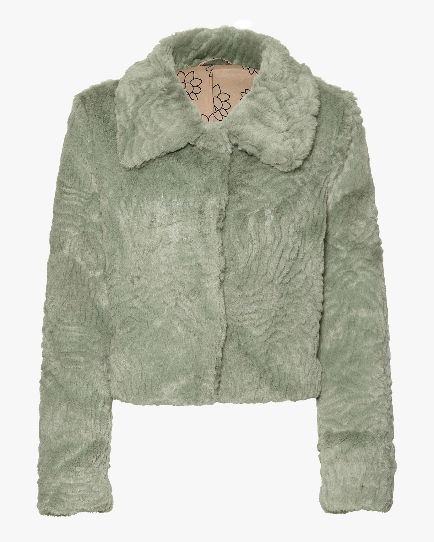 Unreal Fur Lily Faux Fur Jacket 1