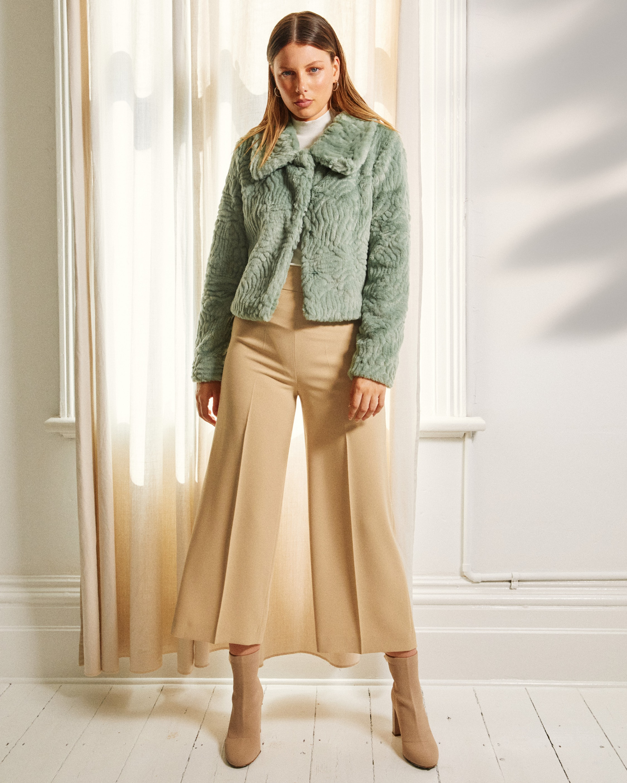 Unreal Fur Lily Faux Fur Jacket 2