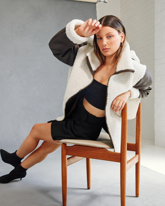 Unreal Fur Symbiosis Jacket 2