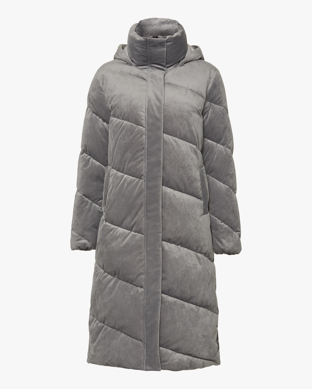 Unreal Fur Concrete Jungle Puffer Coat 1