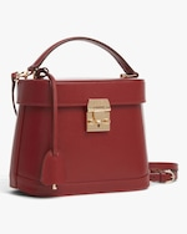 Mark Cross Archive Benchley Handbag 2