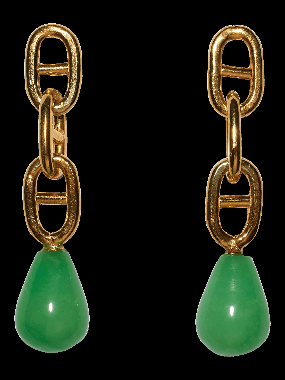 Grotto Drop Earrings