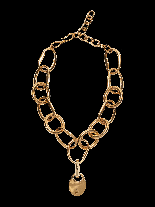 Porto Locket Necklace