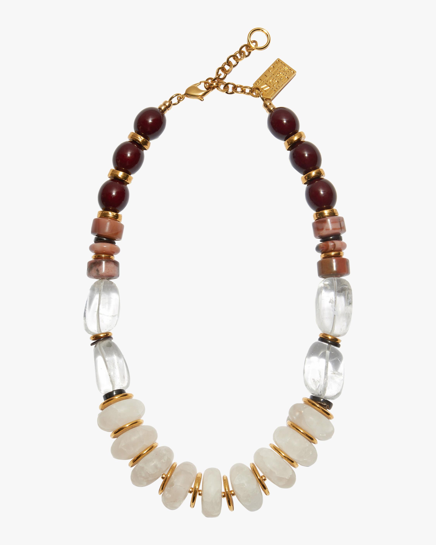 Tuscan Quartz Necklace