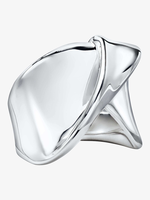 Ippolita Classico Folded Ribbon Ring 0