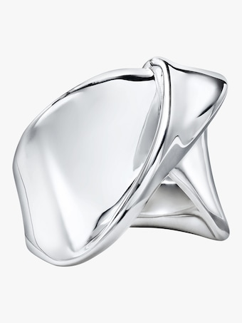 Classico Folded Ribbon Ring
