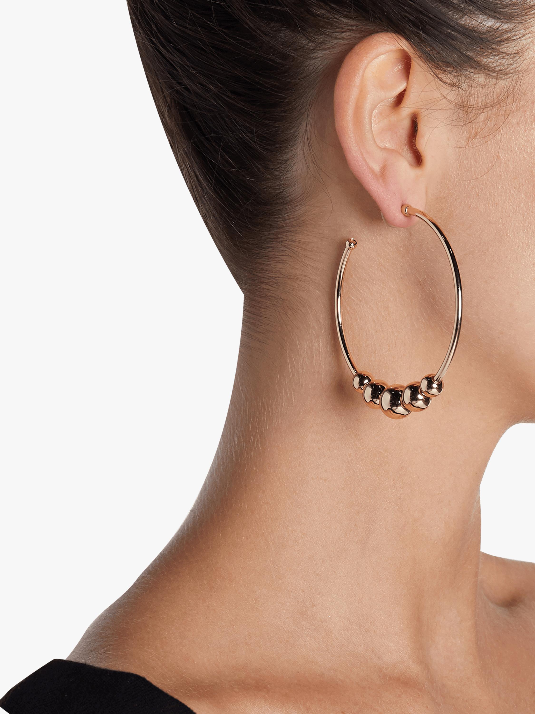 Edna Large Hoop Earrings