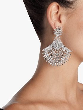 Viburnum Chandelier Earrings