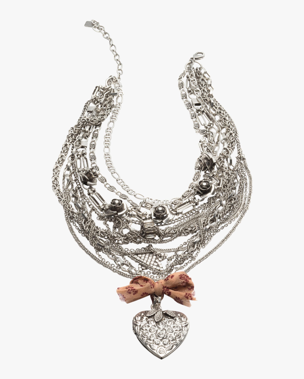 Zinnia Necklace